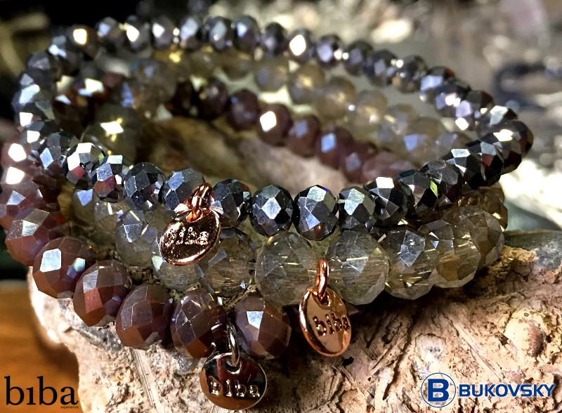 Gratis Biba Crystal armband bij je bestelling vanaf € 80,00 op Bukovsky.nl