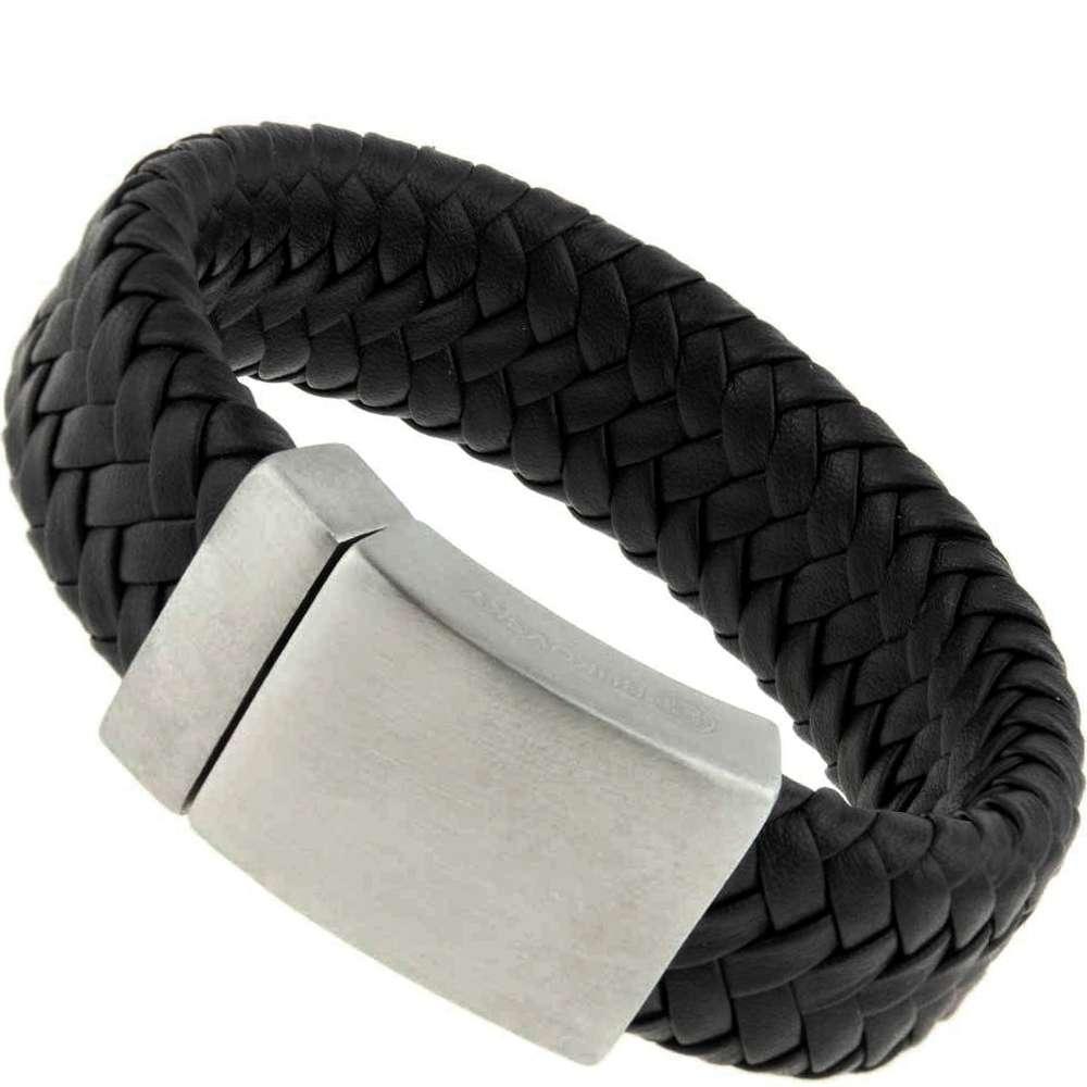 Heren Armband Meerdere Lederen Banden 20cm | 500+ Armbanden