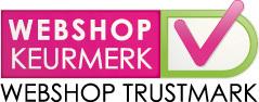 Bukovsky is aangesloten bij en gecertificeerd door Webshop Keurmerk. Veilig & betrouwbaar je online aankopen doen.