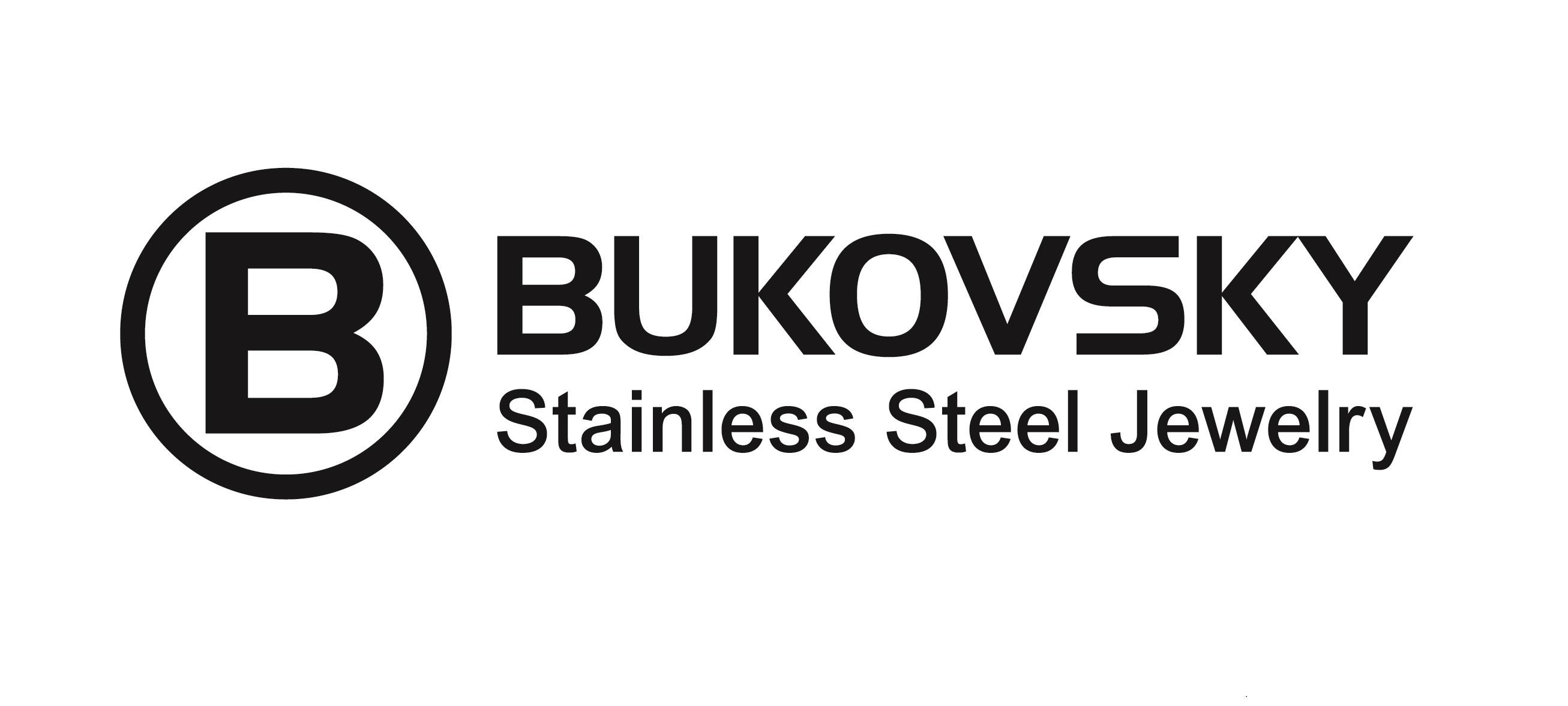 "Roestvrij Stalen Bukovsky Heren Armband ""Prestige XL"" - Geborsteld / Mat - Rvs - Bukovsky.nl"