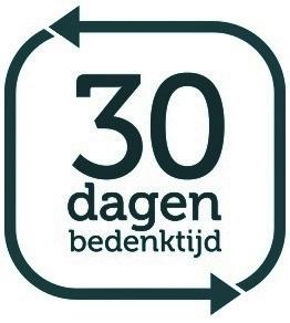 30 dagen Ruilen of Retour bij Bukovsky.nl