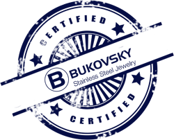 Bukovsky Stainless Steel Jewelry